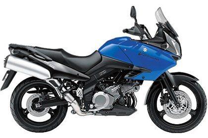 Reclamações: Suzuki DL V-Strom e Sundown Web100