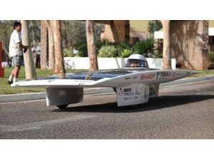 Recorde de autonomia para carro elétrico