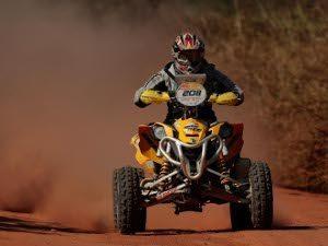 Foto: Caetano Barreira / Foto Arena - Rodrigo Varela disputou o Experience em 2009. Este ano, fará todo o Sertões