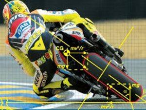 Foto: A física da curva - Bitenca
