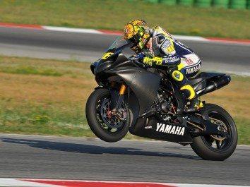 Rossi testa hoje em Brno