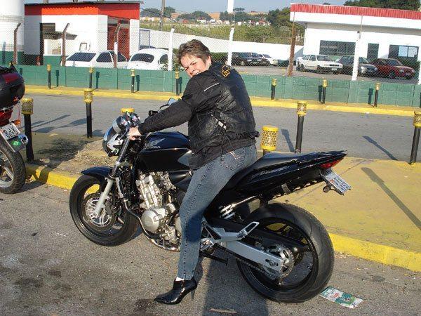 Roubaram minha moto!!!!