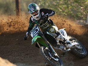 Foto: Ryan Villopoto, líder do Supercross Class