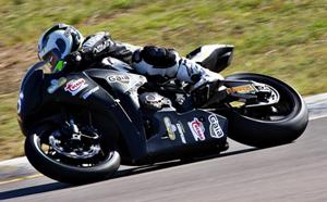 Foto: Chacal / Giovani Mocelin, líder Superbike Ligth do GP Gaucho