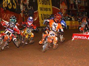 Foto: São José do Rio Preto (SP) recebe a penúltima etapa do Arena Cross