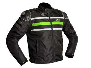 SBK lança linha de jaquetas Concept Titanium