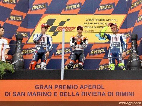 Segundo triunfo consecutivo para Pedrosa com vitória em Misano