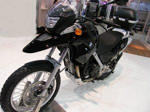 Foto: BMW G 650 - Bitenca