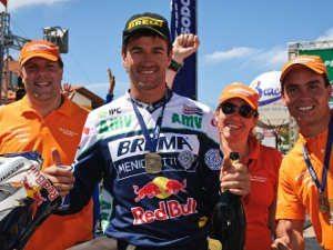 Foto: Theo Ribeiro/www.webventure.com.br - Marc Coma conquistou seu quarto título na categoria motos acima de 450 cm³