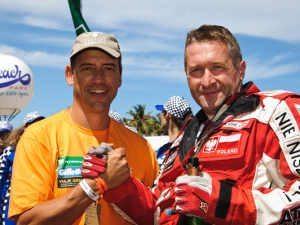 Foto: Theo Ribeiro/www.webventure.com.br - Rafal Sonik fez sua estréia no Rally dos Sertões em grande estilo
