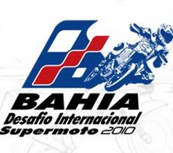 Sete Gibernau no Desafio Internacional Supermoto, Bahia