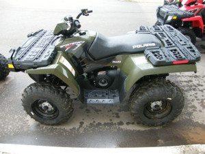 Foto: Sportsman 500 - os quads são considerados como trator?