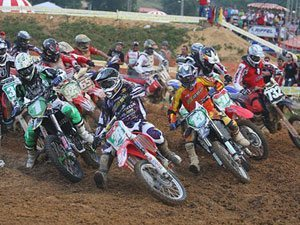 Sexta etapa do Riffel Motocross em Araranguá está confirmada