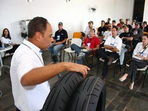 Foto: Apresentação Power One - Divulgação Michelin