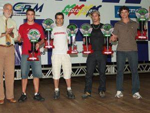 Foto: Os campeões do Cross Country