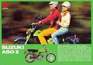 Sonho de consumo dos jovens em 1973 e 1974