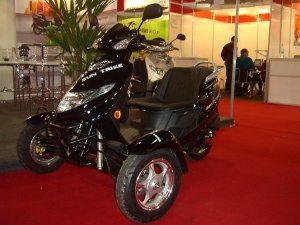 Sun Trike: o scooter para pessoas com mobilidade reduzida