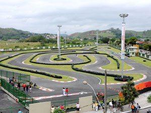 Supermoto: Prova noturna na 2ª etapa do Brasileiro em Volta Redonda/RJ