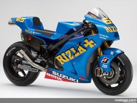 Suzuki apresenta cores de 2010