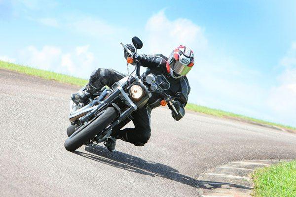 Teste da Harley-Davidson XR 1200