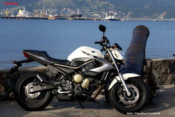 Teste Yamaha Xj6 Motonline