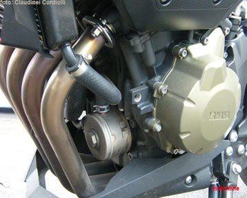 Motor mais elástico e de bom torque e potência