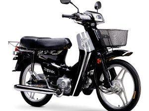 Traxx lança moto em homenagem ao Ceará Sporting Club