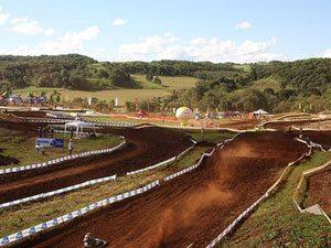 Tudo pronto para a penúltima etapa do Riffel Motocross em Capinzal