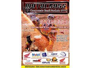 Tudo pronto para a segunda etapa do Brasil Nordeste de Motocross