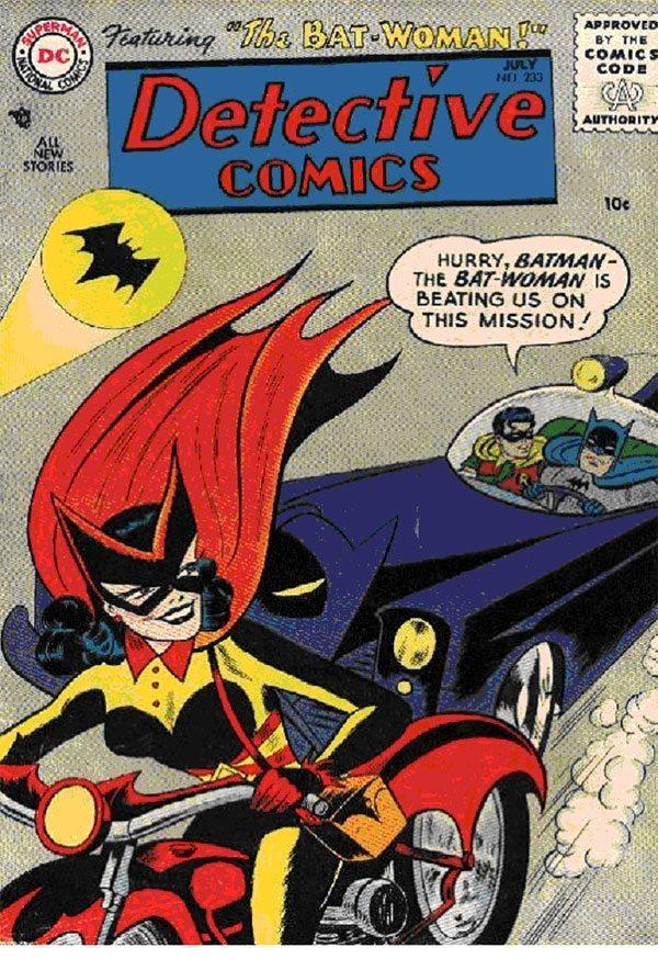Um morcego em duas rodas