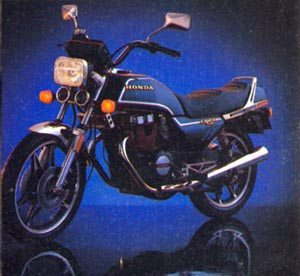 CB 400 Custom