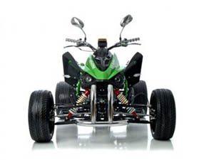 Venom Evil, quadriciclo para dois