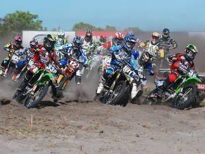 Foto: Pedrinho Plá/Divulgação CBM - Largada da categoria MX2