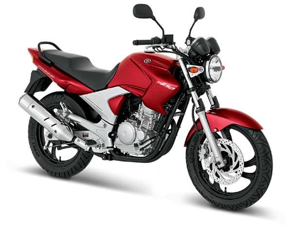 Yamaha Fazer YS250 já vende mais que linha 125