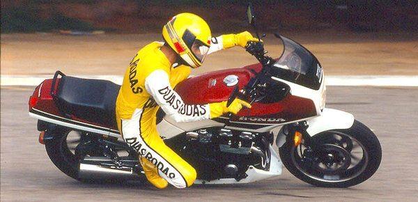 Yamaha RD 350LC vs Honda CBX 750F,