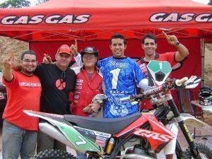 Zanol é campeão brasileiro de Cross-Country 2010