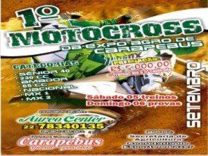 1º Motocross da Expoagro de Carapebus – RJ – 5 e 6 de setembro