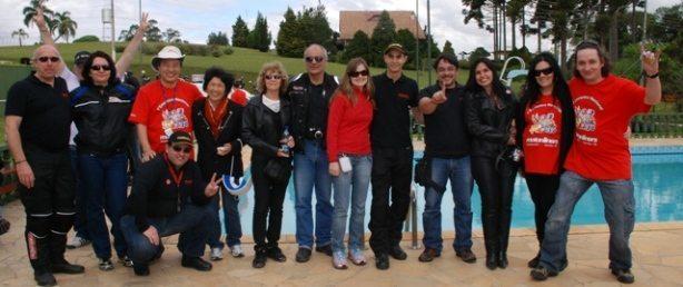 Equipe Motonline em Curitiba: pelo prazer de viajar de moto