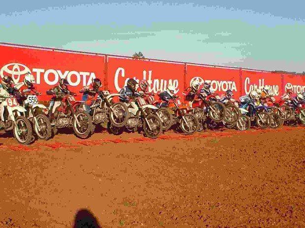 2ª Etapa Carhouse Motocross em Santa Cruz do Sul