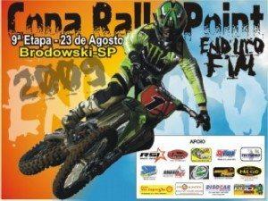 23 de agosto - Copa Rally Point de Enduro Fim em Brodowski