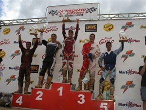 2B Racing estréia com vitórias no Novo Campeonato Mineiro de Motocross