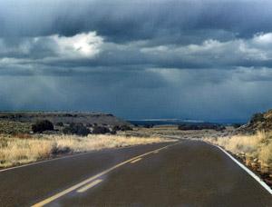 Foto: Nada como uma estrada para esquecer as coisas ruins