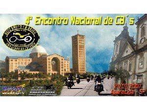 4º Encontro Nacional de CBs e amigos em Aparecida - SP