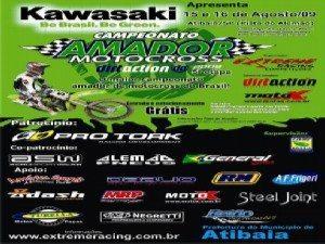 5ª etapa do Campeonato Amador de Motocross Dirt Action 2009