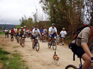 7º Encontro Nacional de Cicloturismo e Aventura: paixão por bicicleta e natureza