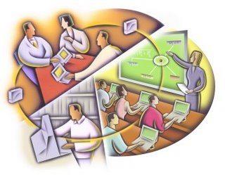 A web 3.0 em relação à comunicação, está cada vez mais semelhante a praça pública de antigamente