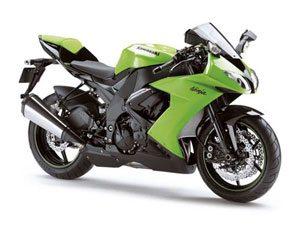A Kawasaki comemora os 25 anos da Ninja