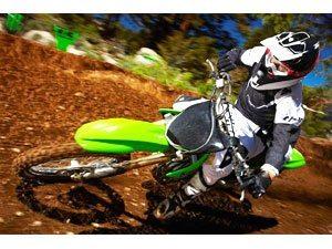 Foto: Kawasaki KX250F