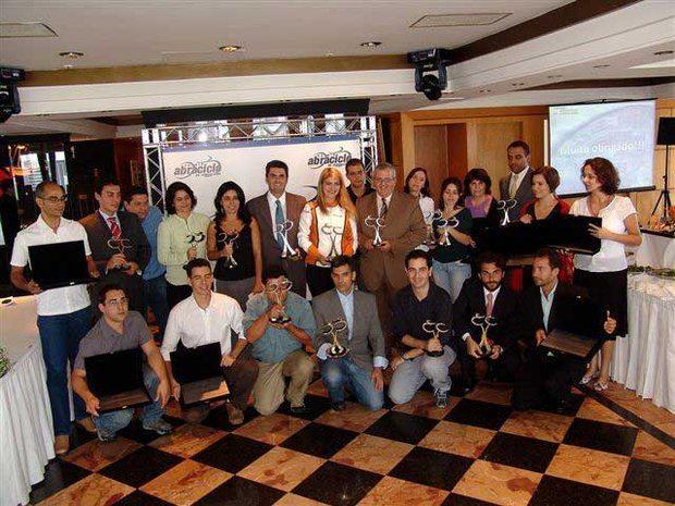 Abraciclo divulga vencedores do prêmio de jornalismo 2007