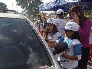Ação Crianças Amigas da Estrada acontece amanhã (01/09), no posto da Polícia Rodoviária Federal em Floriano.